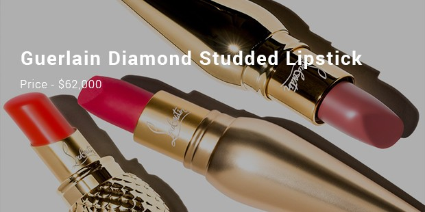Guerlain Diamond Studded Lipstick
