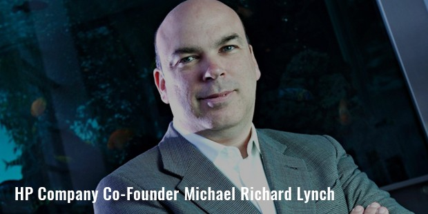 hp company cofounder michael richard lynch