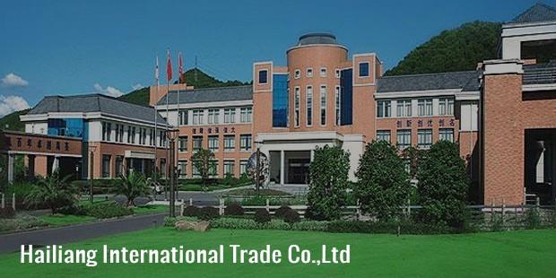hailiang international trade co