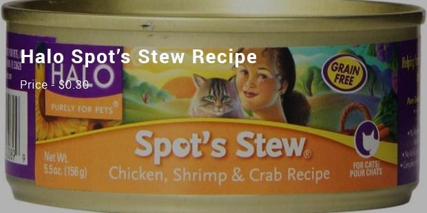 halo spot's stew recipe