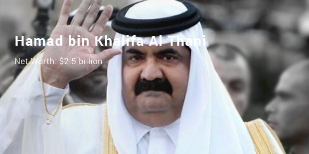 hamad bin khalifa al thani