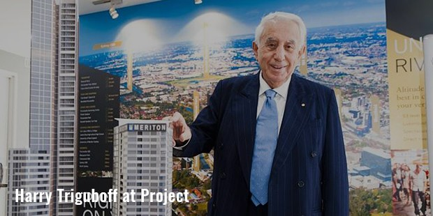 harry triguboff at project