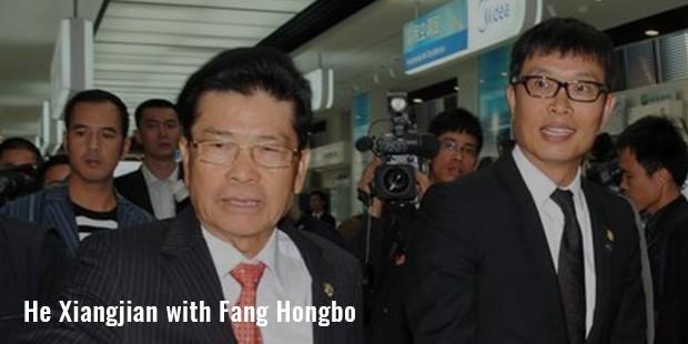 he xiangjian with fang hongbo