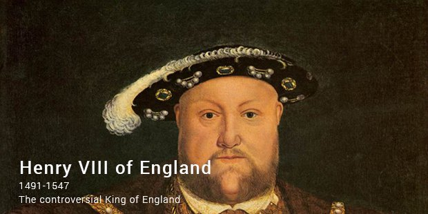 'king henry is the most influential The tudors' century of prosperity, hardships, intrigue, and war was unavoidably riddled with death—most notably at the hands of the ruthless king henry viii according to historians, henry viii allegedly executed between 57,000 and 72,000 people .