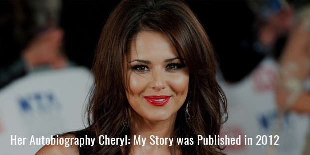 her autobiography cheryl