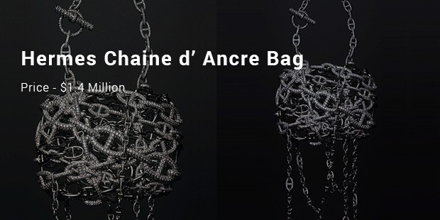 hermes chaine d' ancre bag