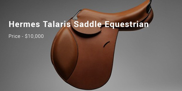 hermes talaris saddle equestrian