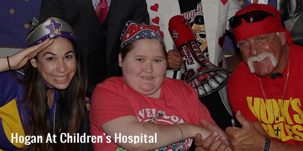 hogan at children s hospital