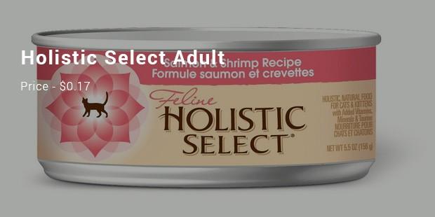 holistic select adult