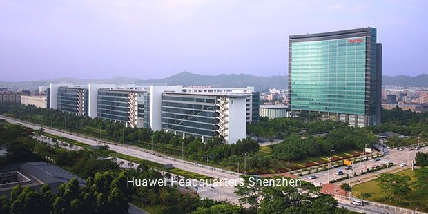 huawei headquarters shenzhen