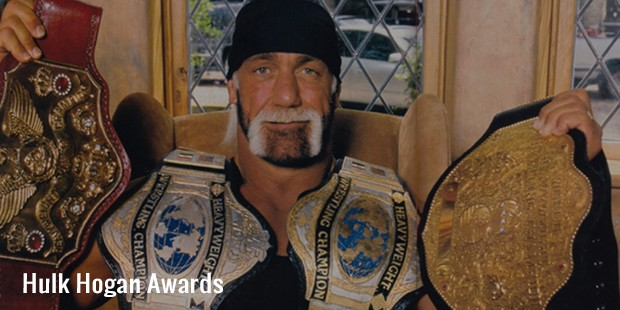 hulk hogan awards