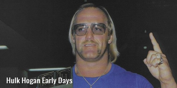 hulk hogan early days