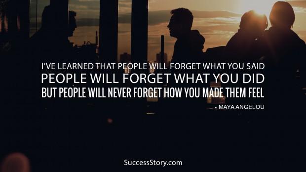 i ve learned