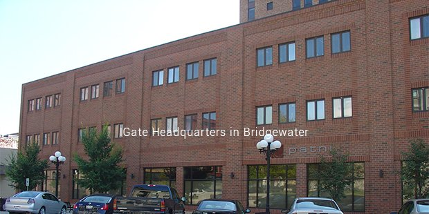 igate headquarters in bridgewater