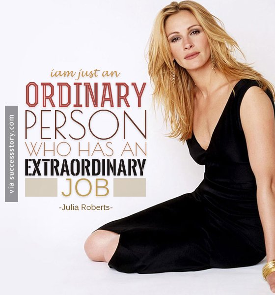Iam just an ordinary person