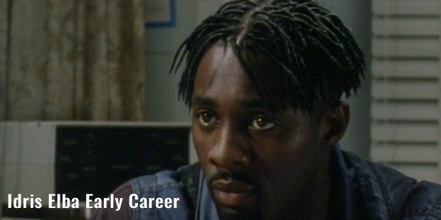 idris elba early career