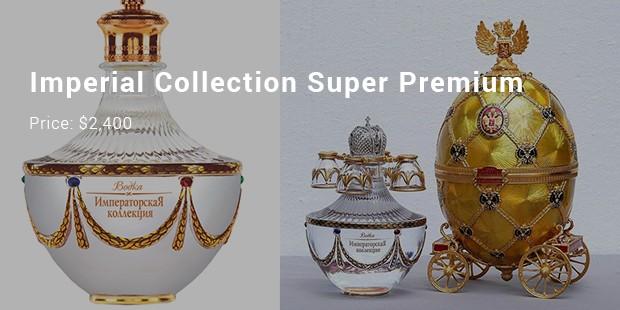 imperial collection super premium