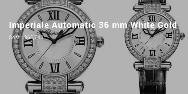 imperiale automatic 36 mm white gold