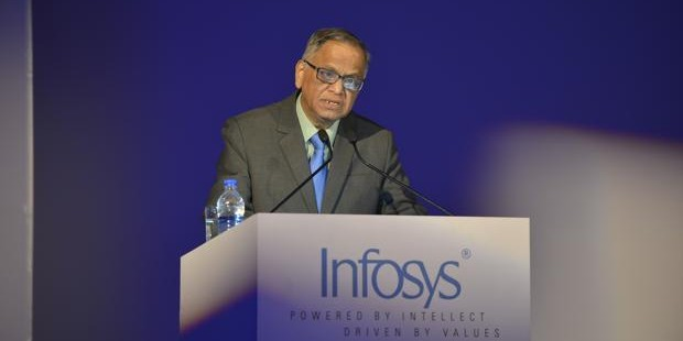 Image result for Infosys Murthy