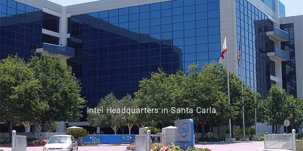 intel headquarters in santa carla