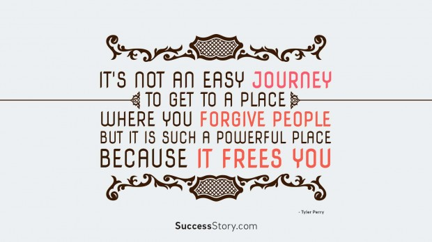it s not an easy journey,