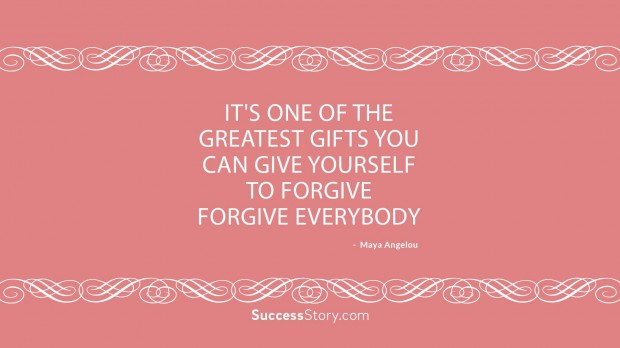10 Forgiving Yourself Quotes Famous Quotes Successstory