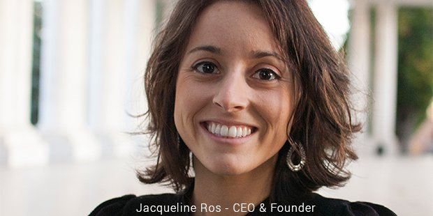 jacqueline ros   ceo & founder