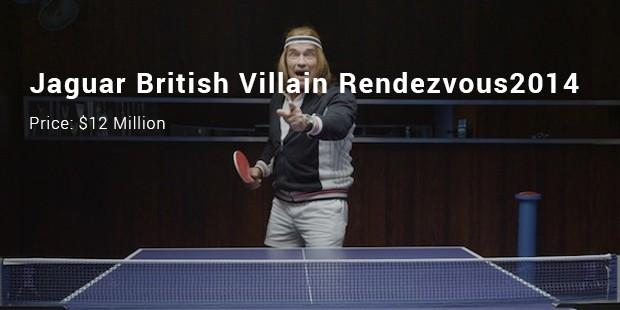 jaguar british villain rendezvous2014