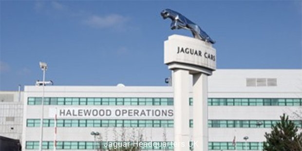 jaguar headquarters