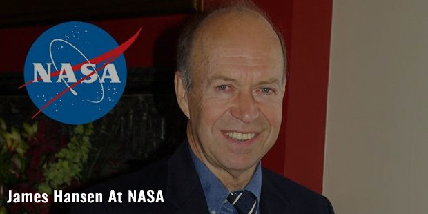 james hansen at nasa