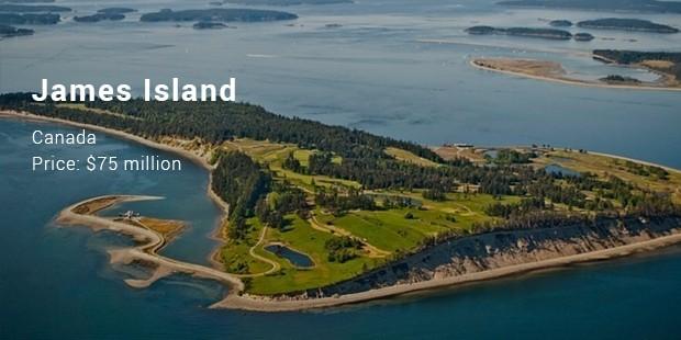 James Island, Canada