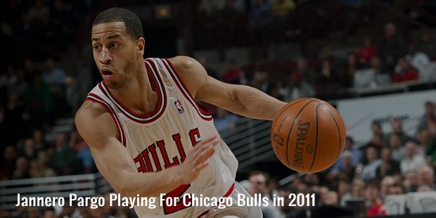 jannero pargo playing for chicago bulls in 2011