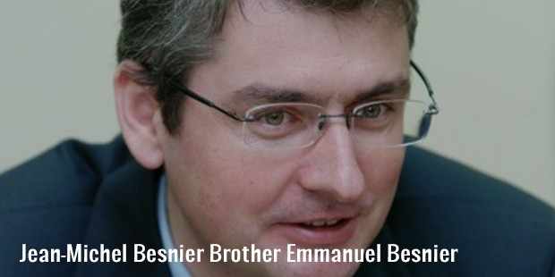 jean michel besnier brother emmanuel besnier