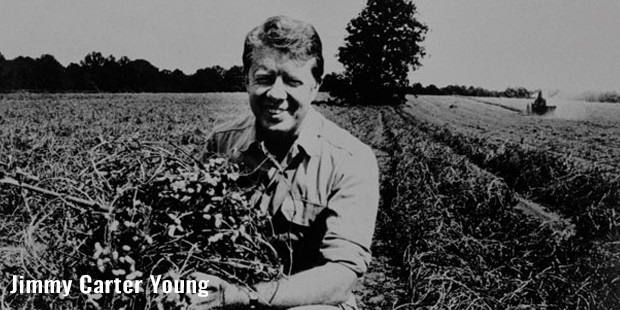 jimmy carter young