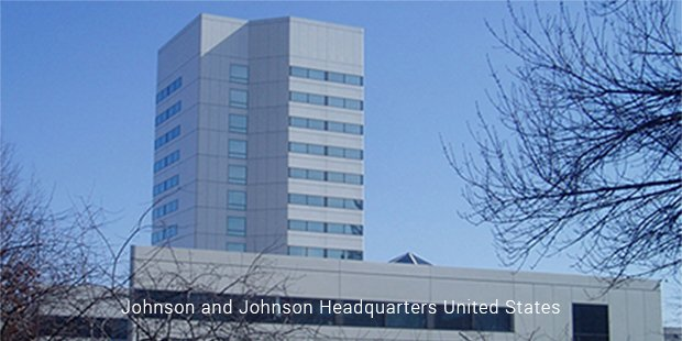 johnson and johnson headquarters