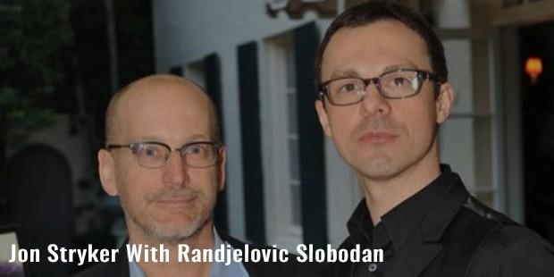 jon stryker with randjelovic slobodan