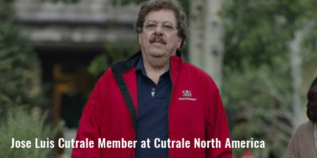 jose luis cutrale member at cutrale north america
