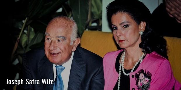 joseph safra wife 2