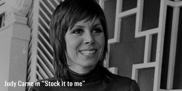 judy carne in stock it to me