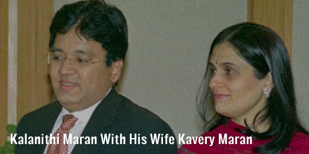 kalanithi maran with his wife kavery maran