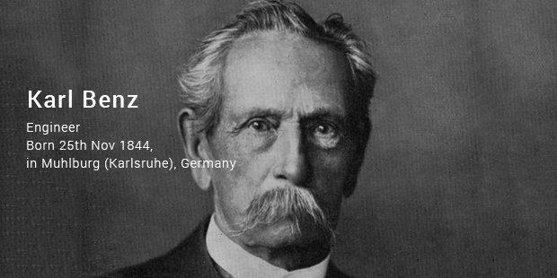 Karl Benz: Karl