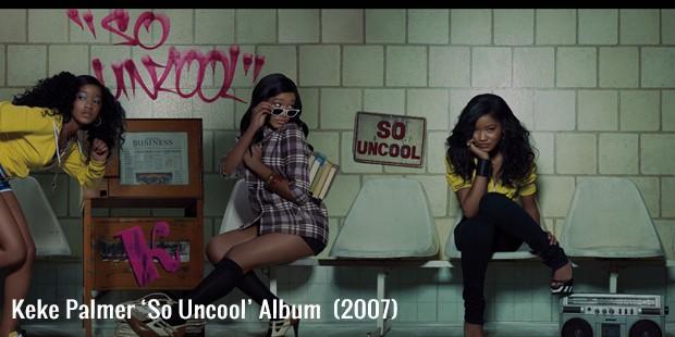 keke palmer so uncool album   2007