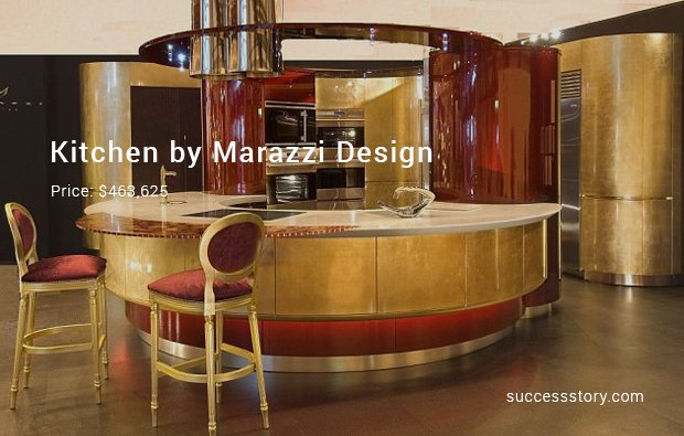 kitchen by marazzi design