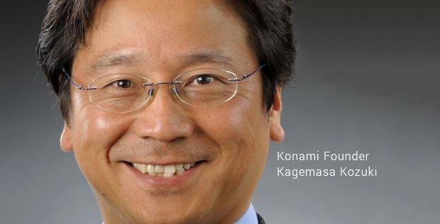 konami founder