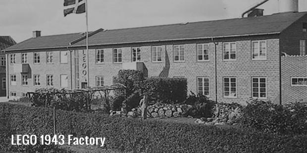 lego 1943 factory