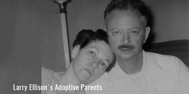 Larry Ellison's Adoptive Parents