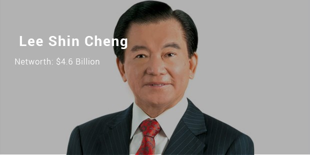 lee shin cheng