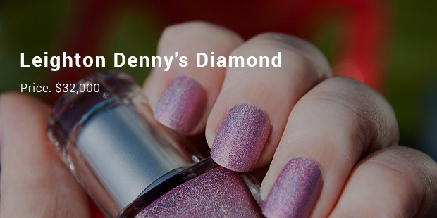 Leighton Denny's Diamond, Sapphire, and Ruby