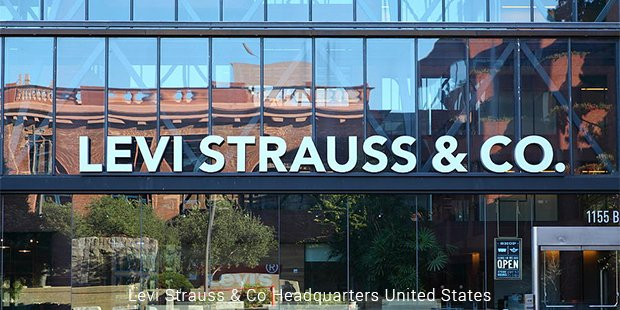 levi strauss & co headquarters