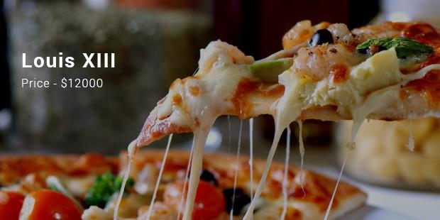 gambar pizza mahal